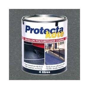 4 litre ProtectaKote Tin Grey