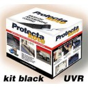 4 litre ProtectaKote Ready-to-use Kit UVR - Black