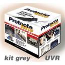 4 litre ProtectaKote Ready-to-use Kit - Grey UVR